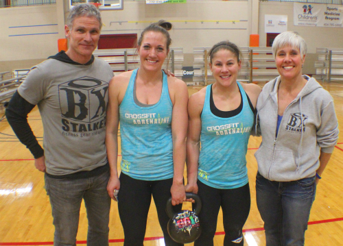 Meet the Bourdons: A CrossFitting Family