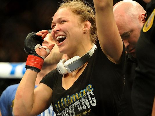 Ronda Rousey – On a Quest from Rags to Riches