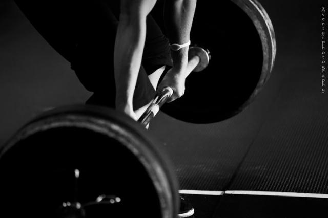 CrossFit: The Will to Finish