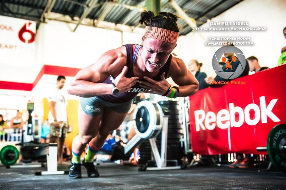 Athlete Spotlight: Danielle Sidell