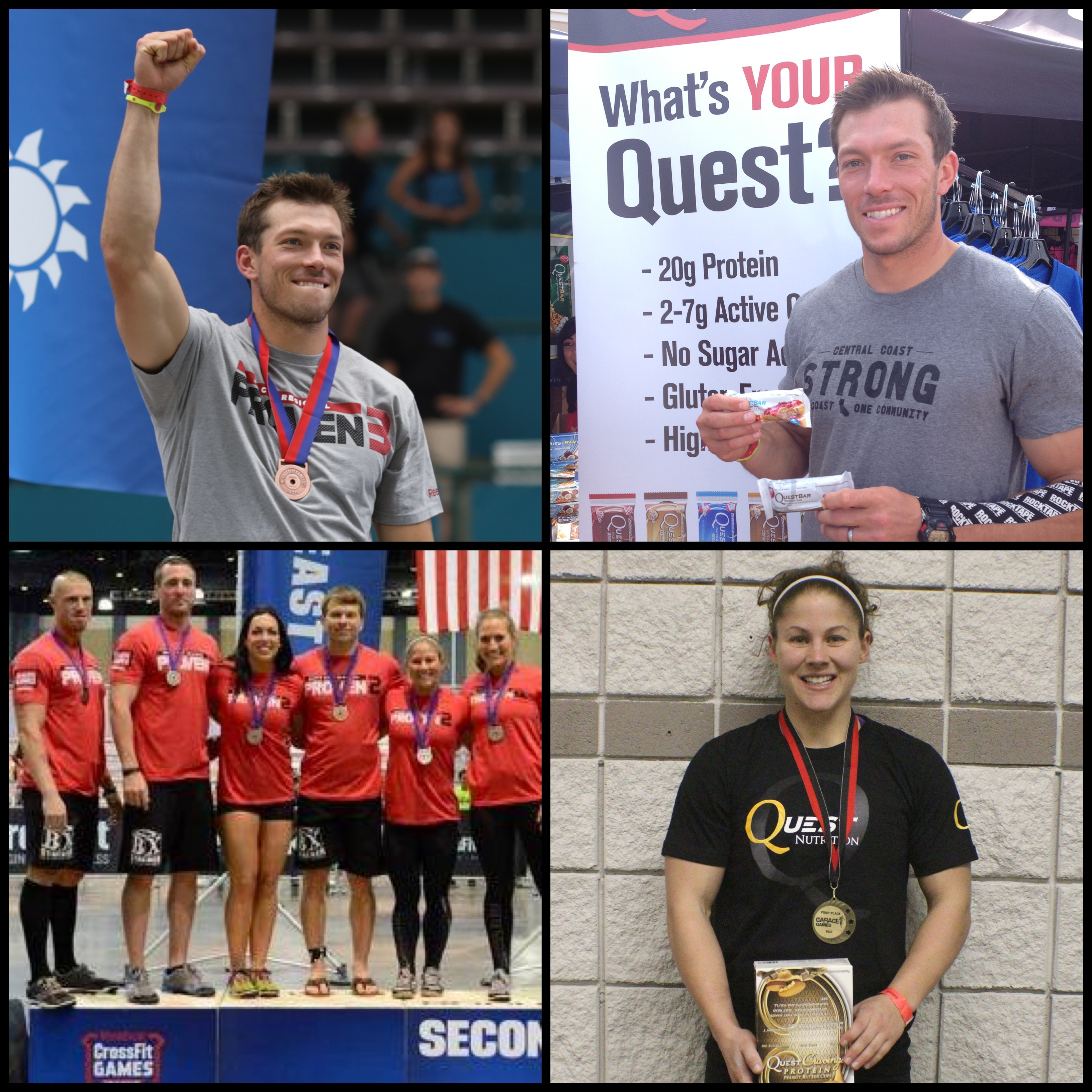 Congratulations to Wes Piatt and CrossFit Adrenaline