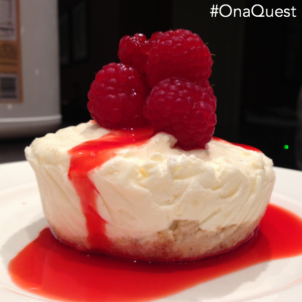 Quest Cheesecake