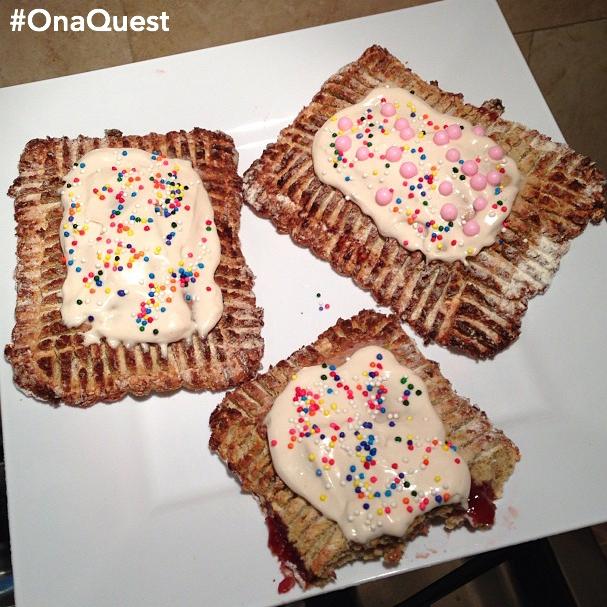 Quest Bar Pop Tarts