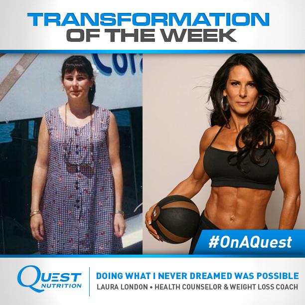 Laura London Transformation