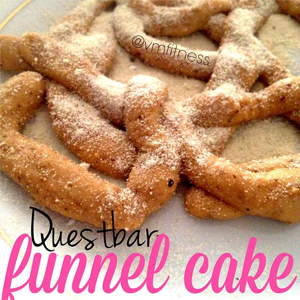 Quest Funnel Cake