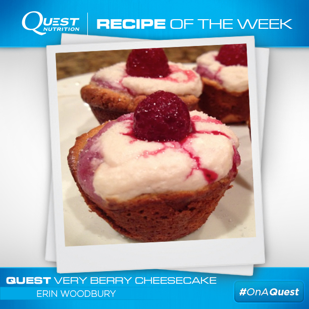 Very Berry Cheesecake | Quest Nutrition
