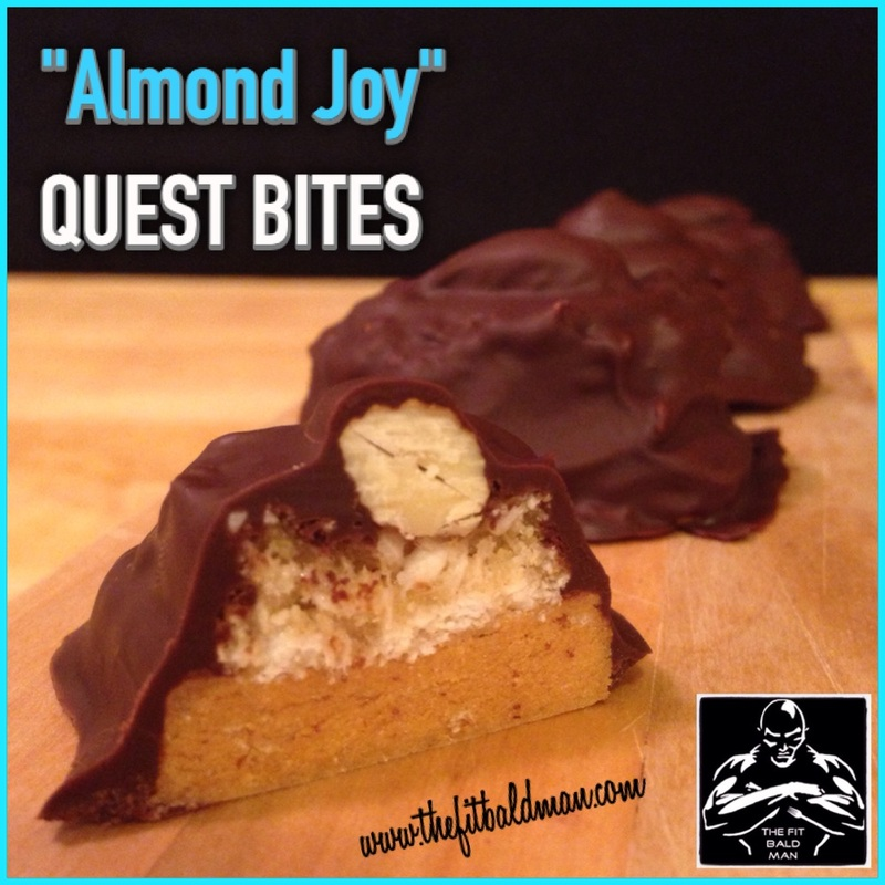"Quest ""Almond Joy"" Bites"