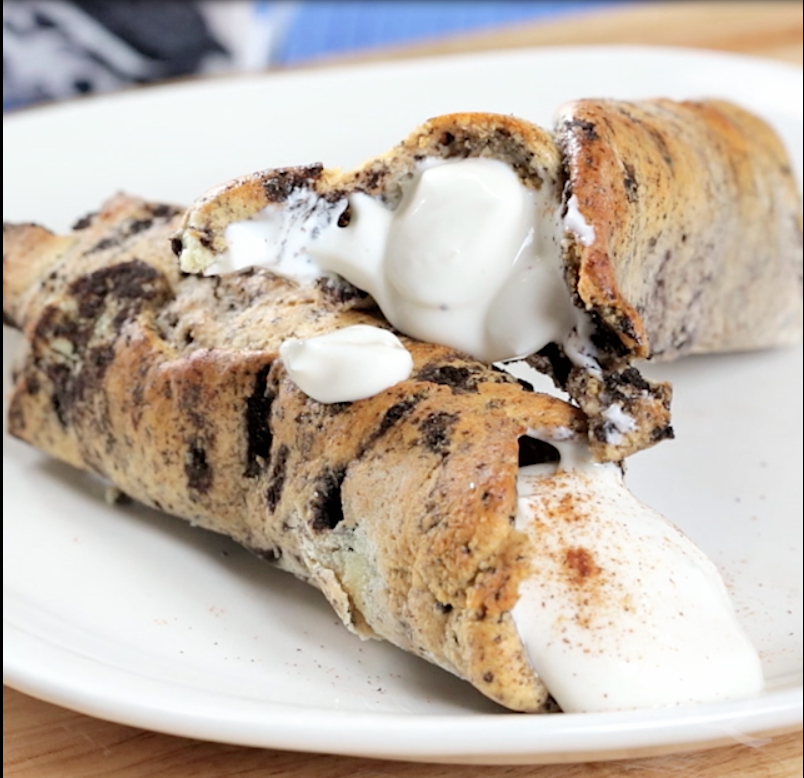 Quest Cannoli #15SecondRecipe