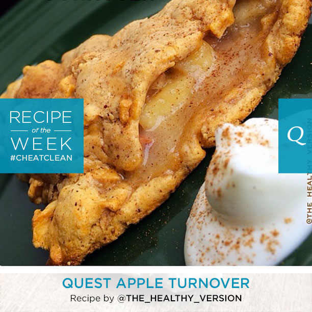 Quest Apple Turnover
