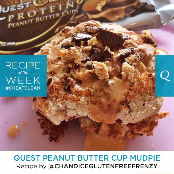 Quest Peanut Butter Cup Mudpie