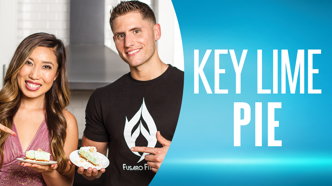 Cooking Clean With Quest – Quest Bar Key Lime Pie with Blogilates and Fusaro Fitness
