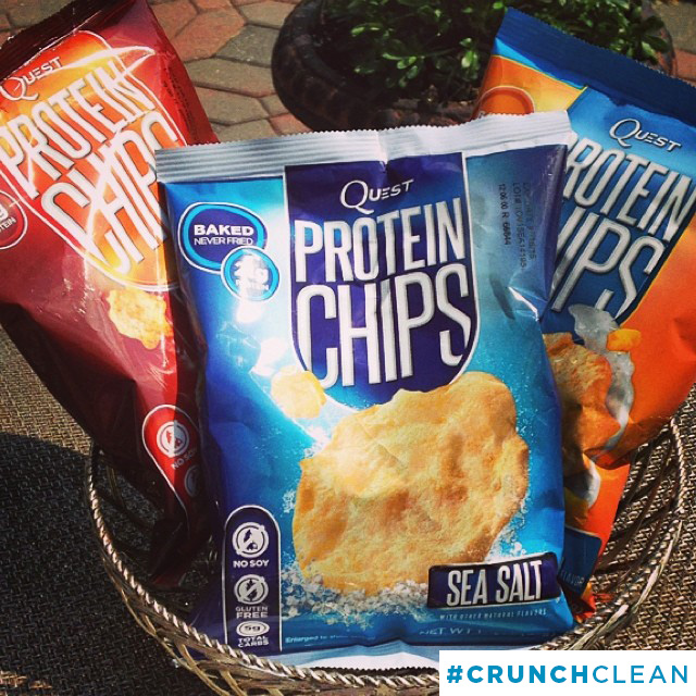 Are You Excited To Try Quest Nutrition Protein Chips!?