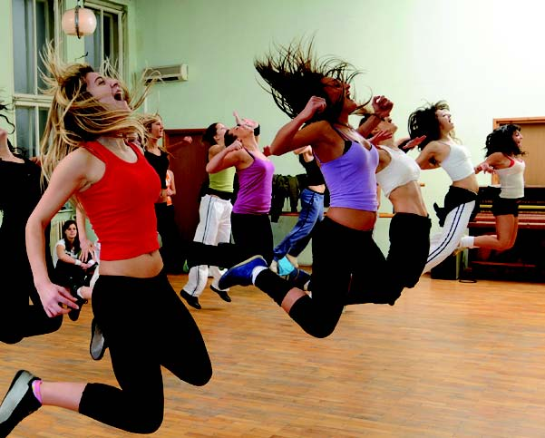 Nine Reasons Why Fitness Classes Can Be Your Best Friend