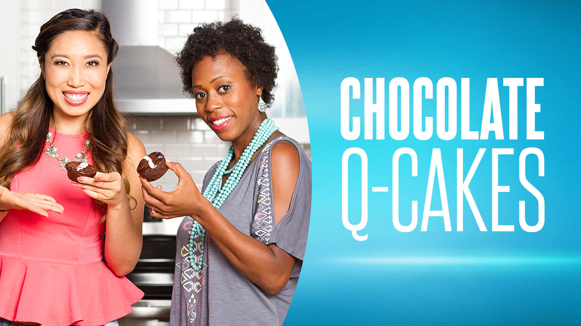 Cooking Clean With Quest: Q-Cakes with Blogilates and BrittsBreakdown