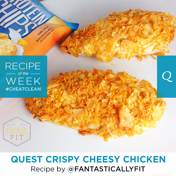 Quest Nutrition Crispy Cheddar Chicken | The Bloq