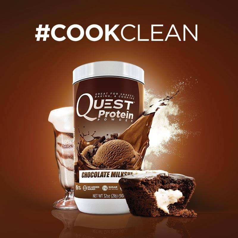 Quest Nutrition Protein Powder – Nutritional Information