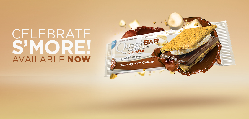S'MORES Quest Nutrition Protein Bar – Nutritional Information