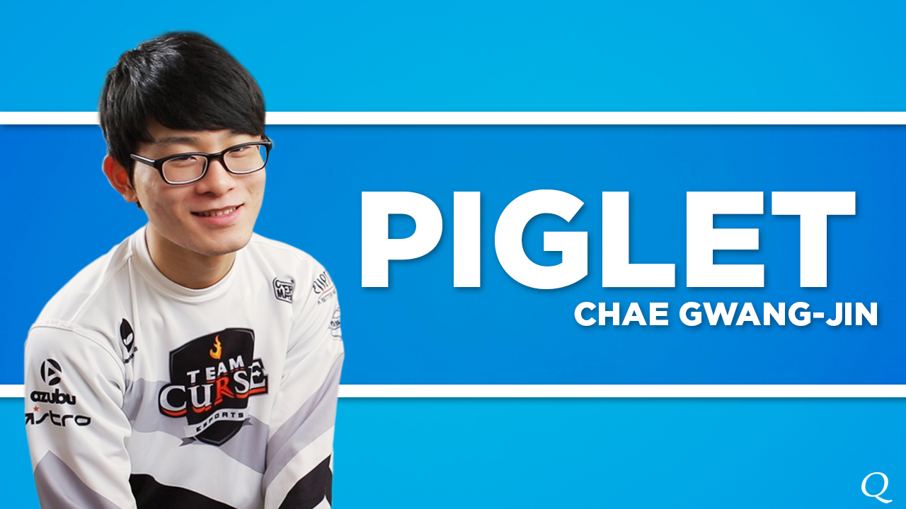 "#OnaQuest with Chae ""Piglet"" Gwang-jin – Team Curse"