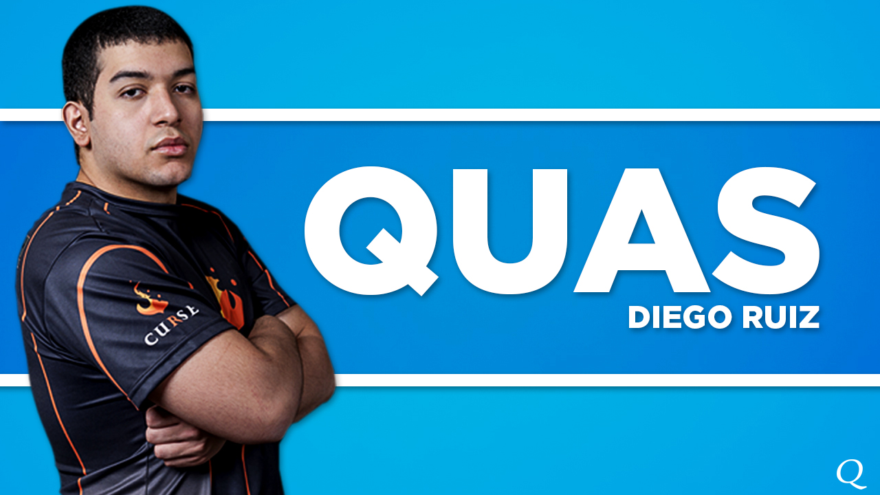 "A Summoner Among Men: The Inspirational Journey of Diego ""Quas"" Ruiz"