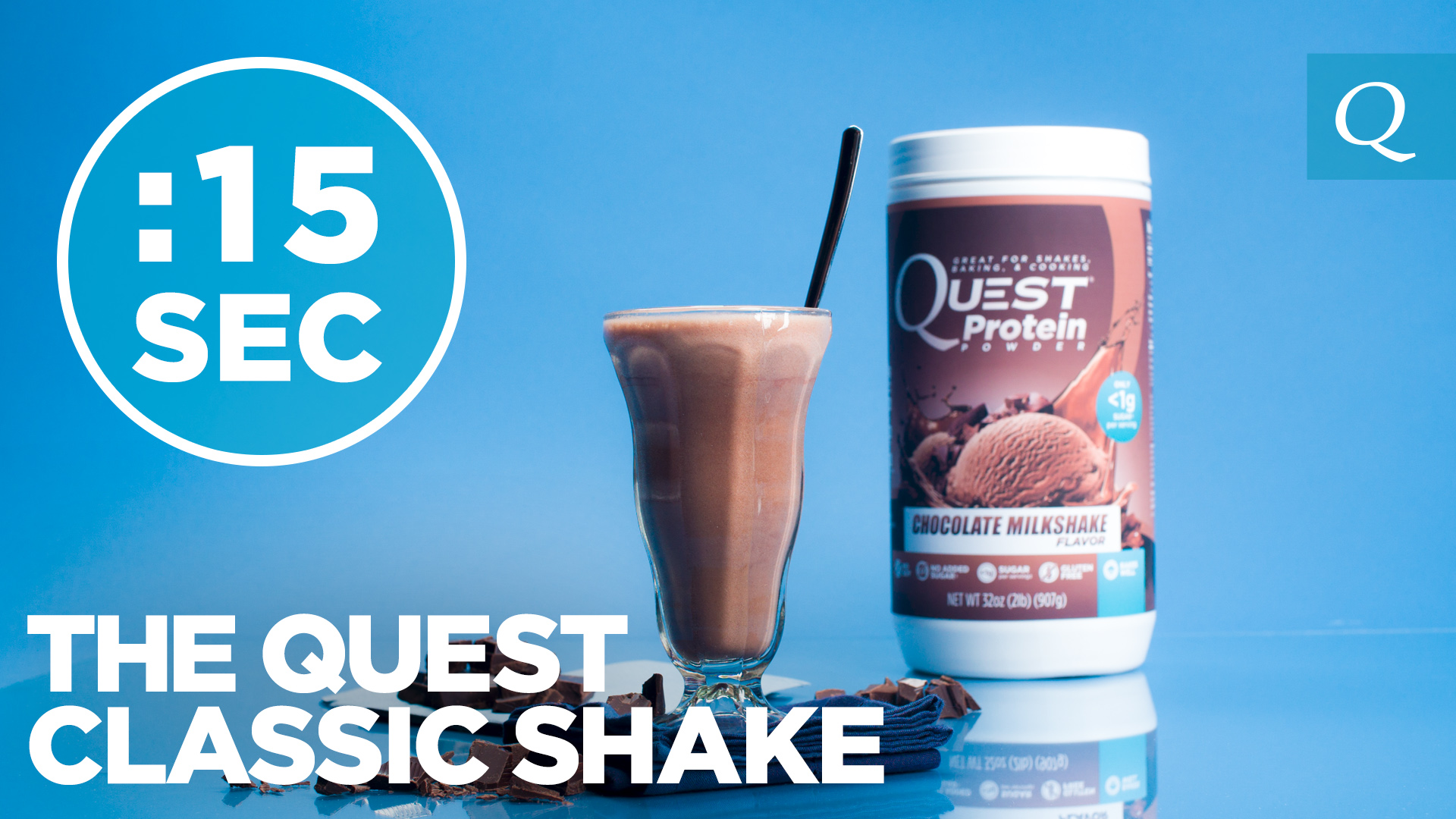 Quest Nutrition Classic Protein Shake