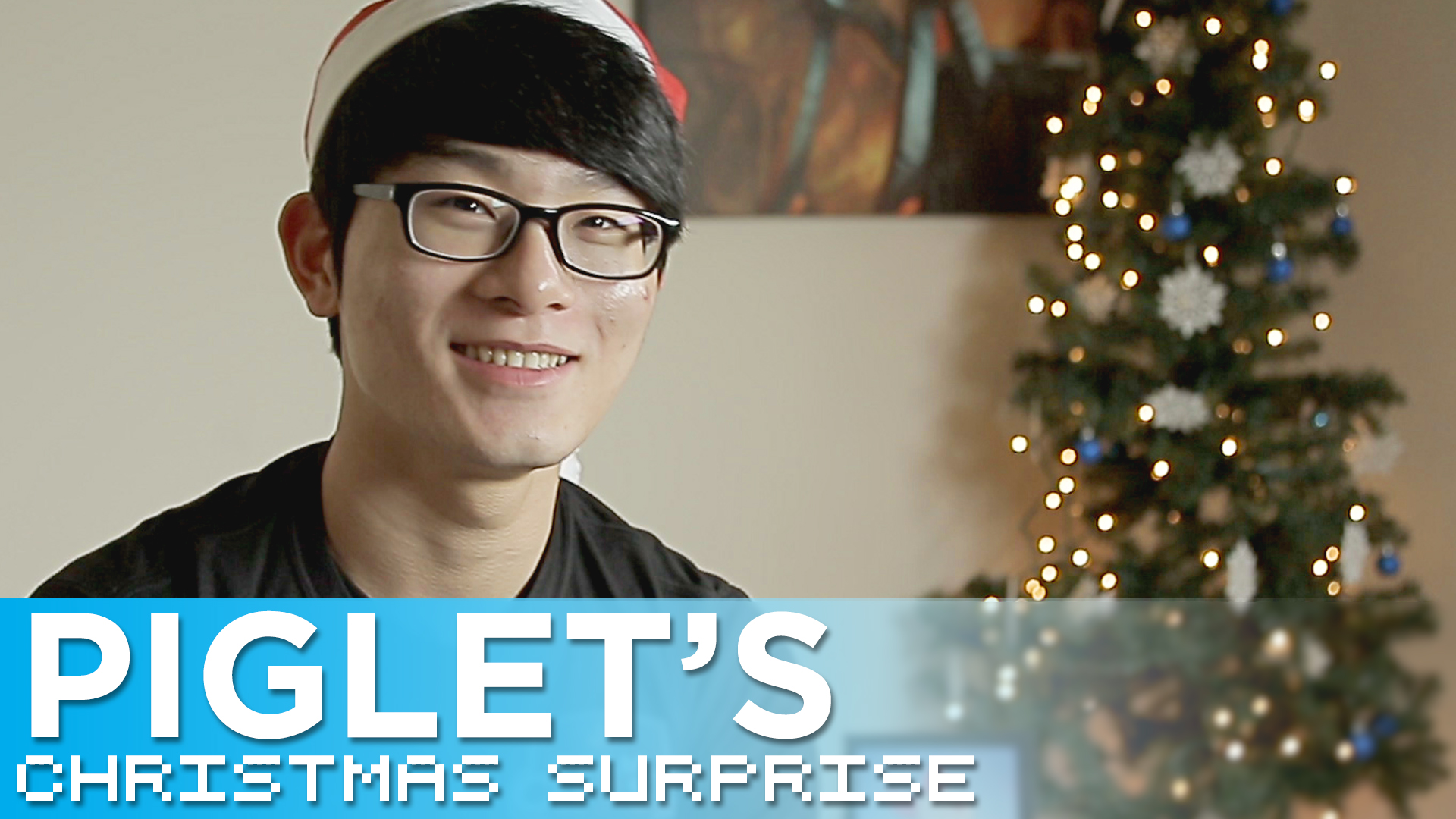Piglet's Christmas Surprise