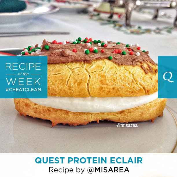 Quest Nutrition Protein Eclair