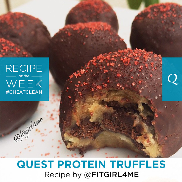 Quest Nutrition Protein Truffles