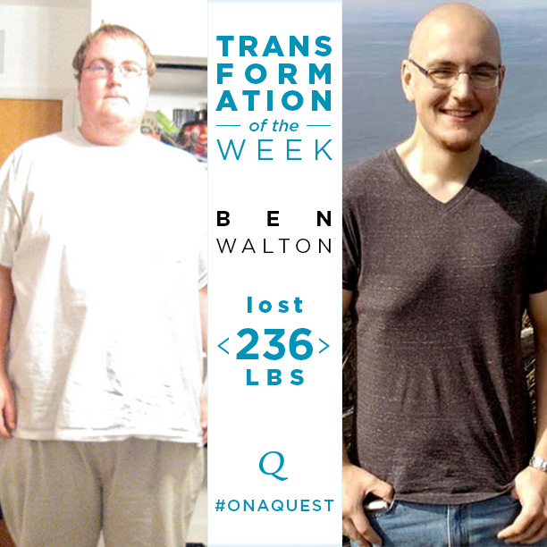 Transformation Tuesday | From Obesity, To Anorexia, To Fitness