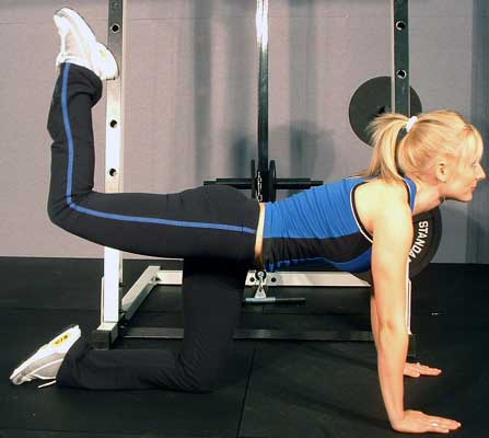 4 Exercises To Gain Great Glutes