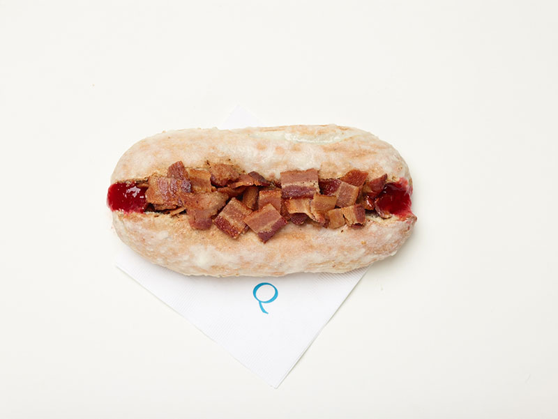 Quest Nutrition Donut Bacon Dog