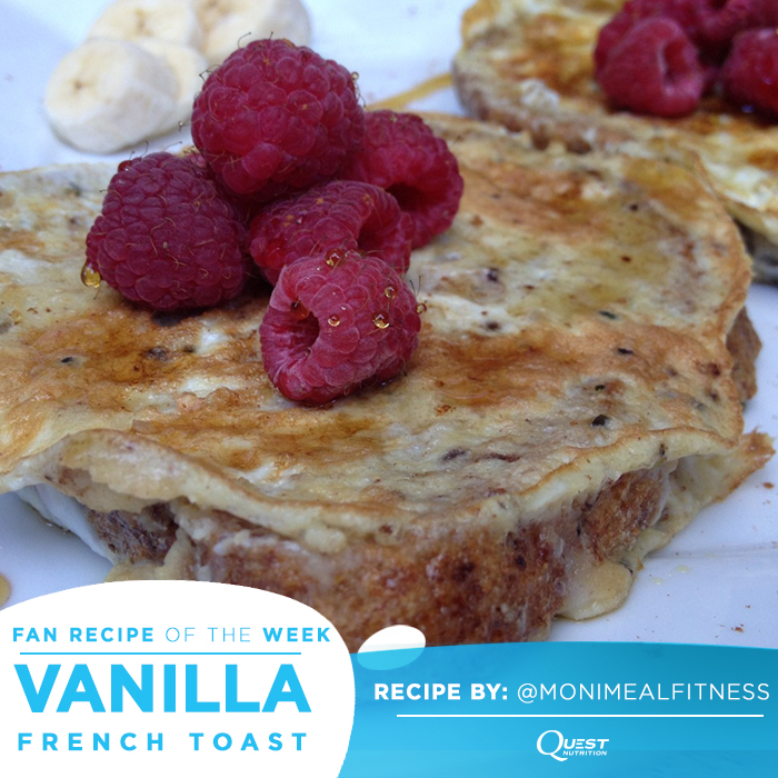 Quest Nutrition Vanilla French Toast