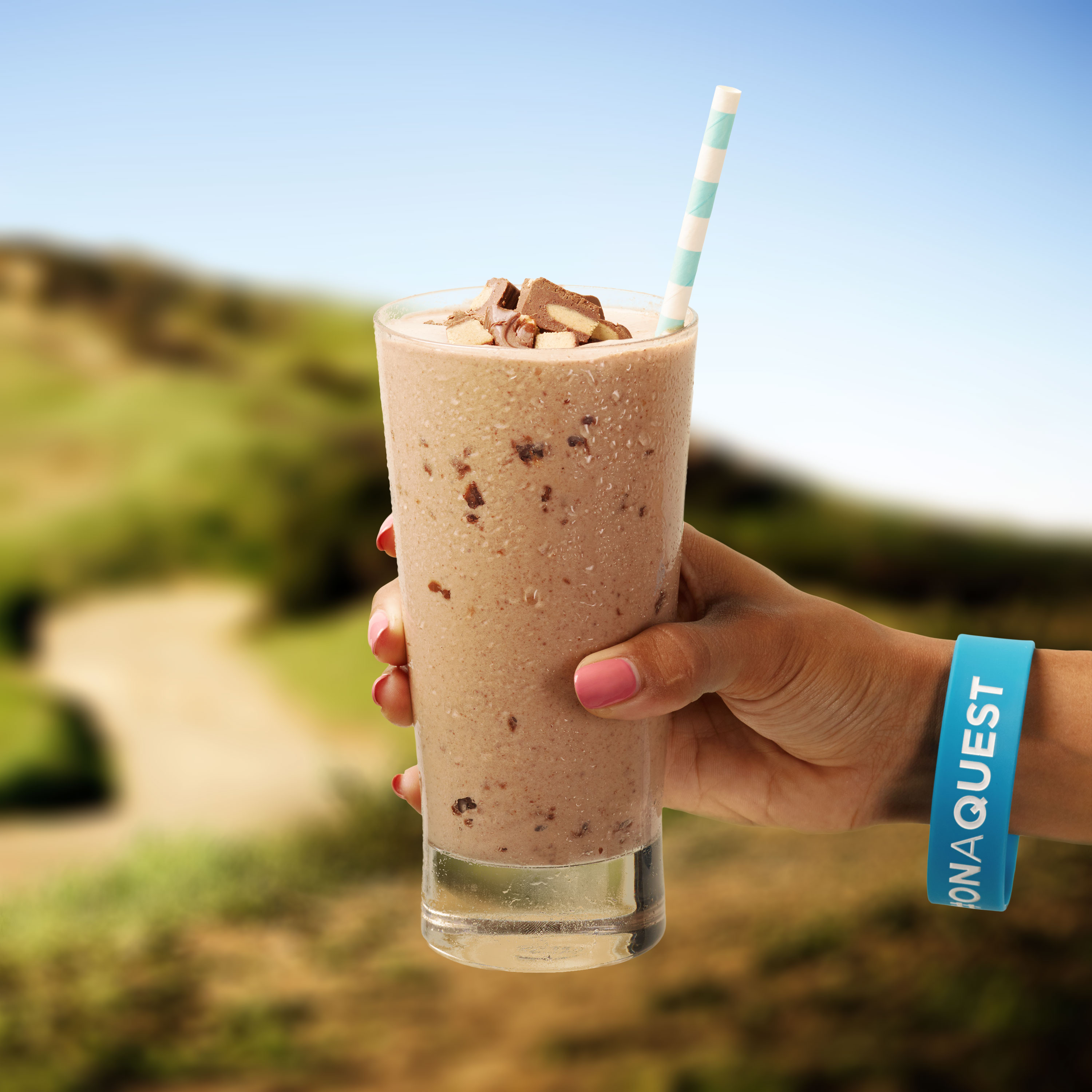 Quest Nutrition Peanut Butter Cup Shake