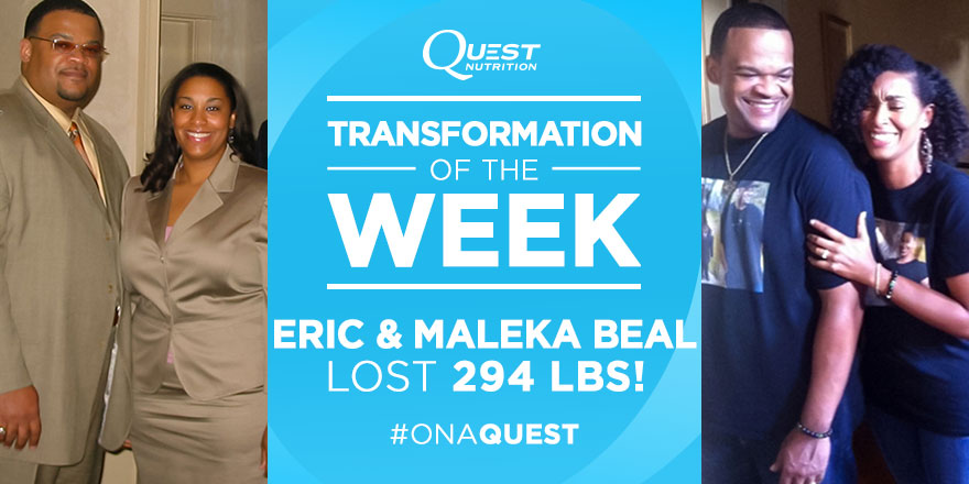 Transformation Tuesday | Losing 294lbs – one betterchoice at a time!