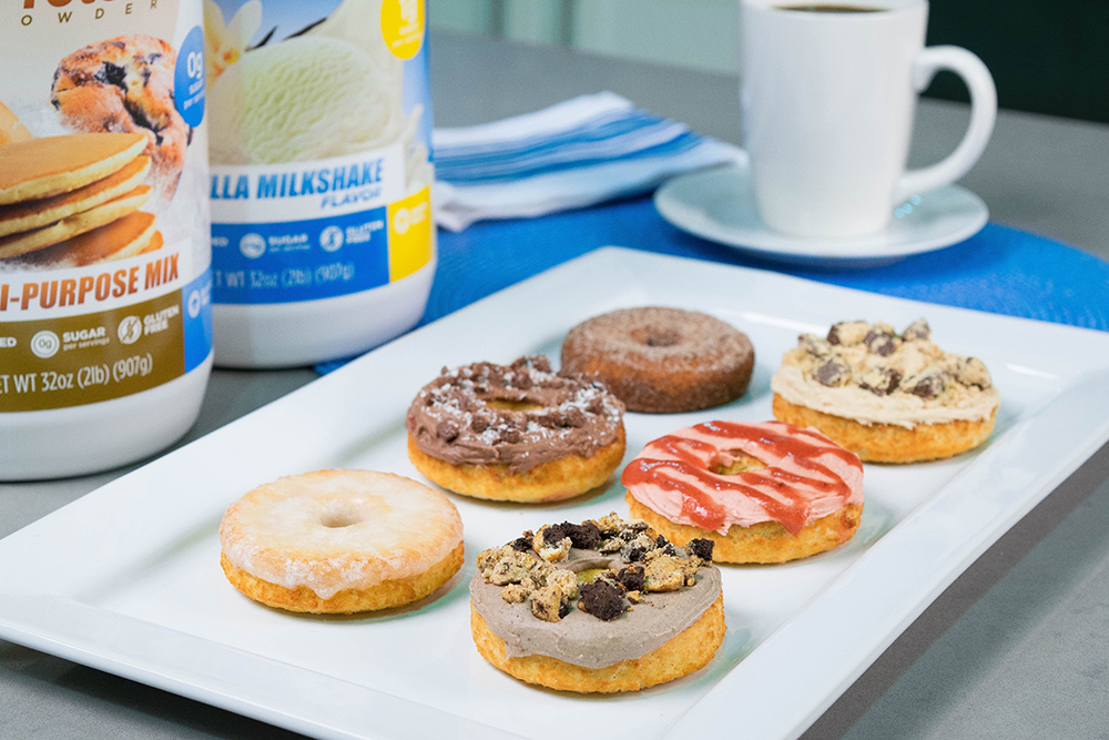 Make Quest Protein Donuts!
