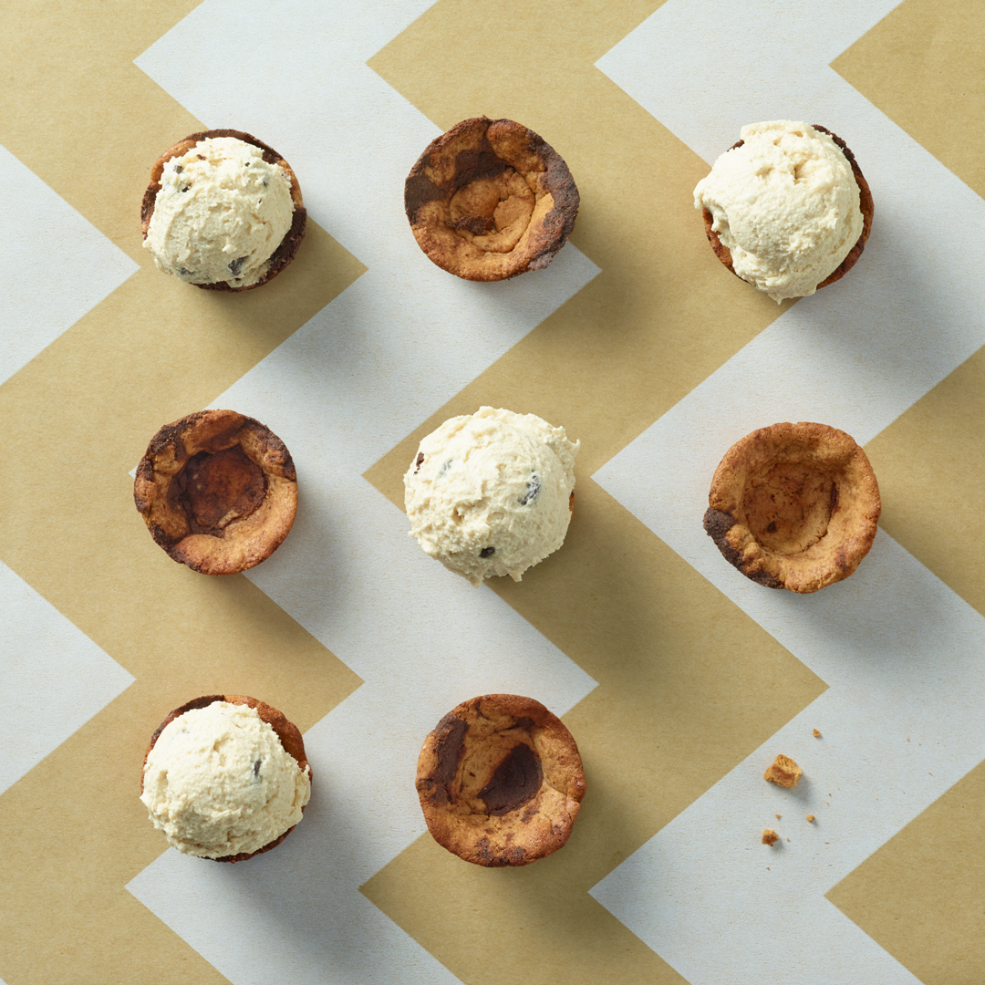 Quest Nutrition Salted Caramel Ice Cream Bites