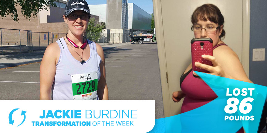 Jackie Burdine Transformation Story