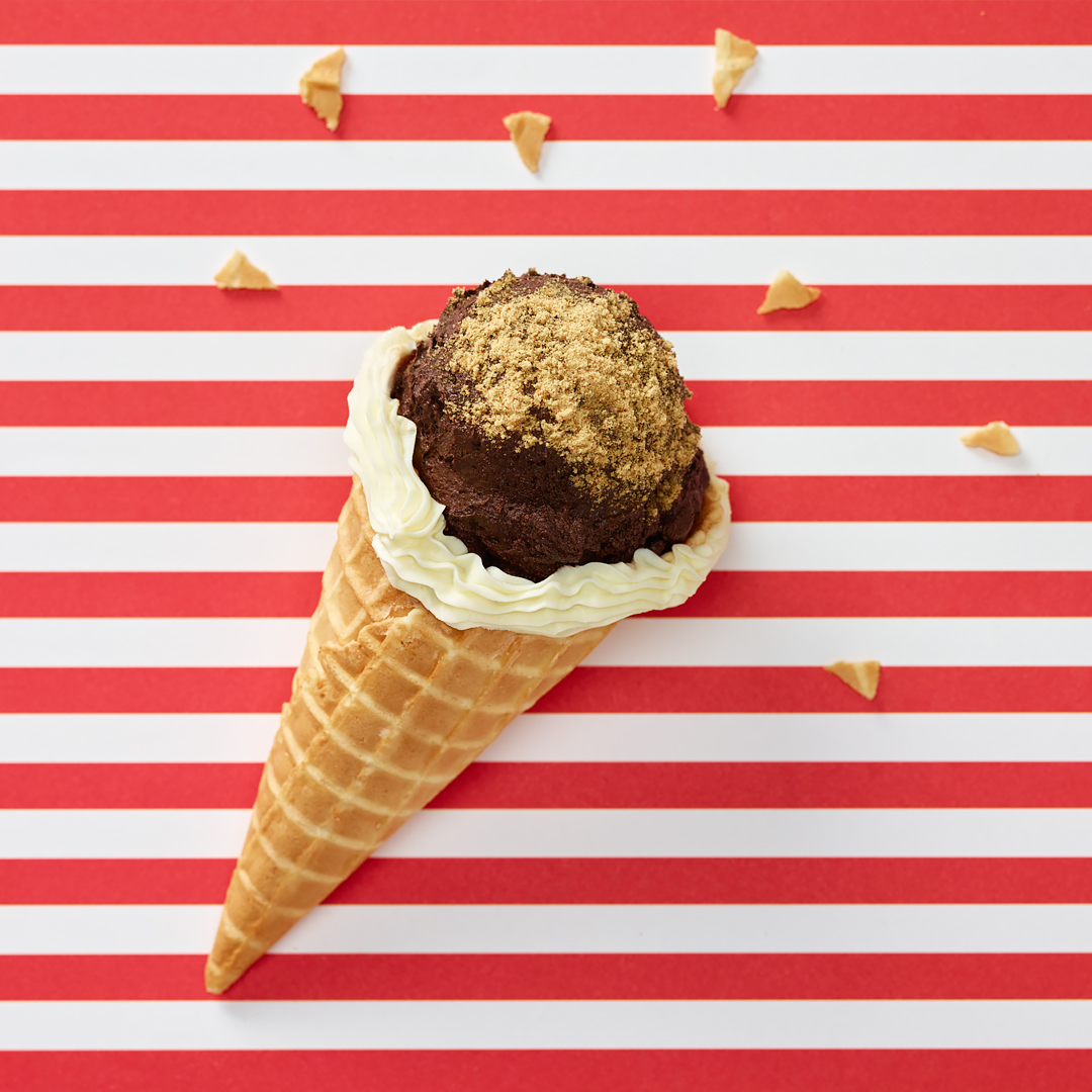 Quest Nutrition S'mores Ice Cream Cones