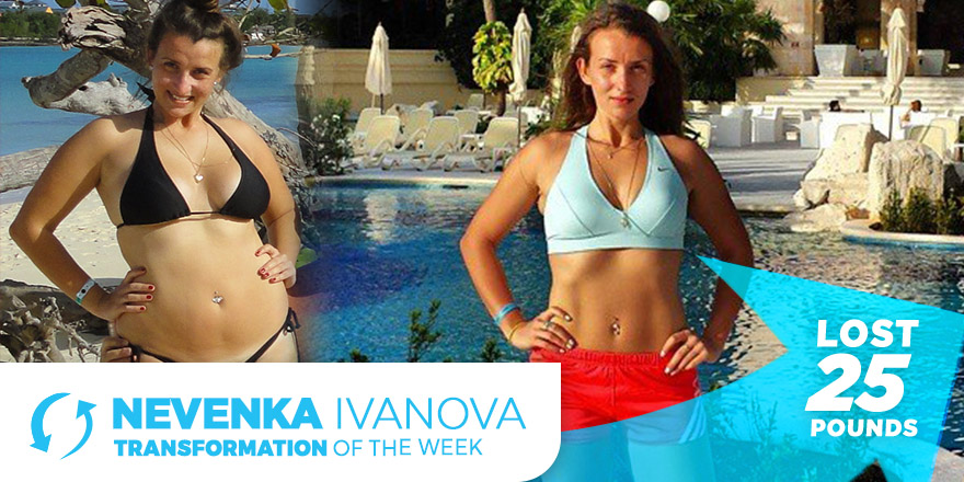 Nevenka Ivanova Transformation Story