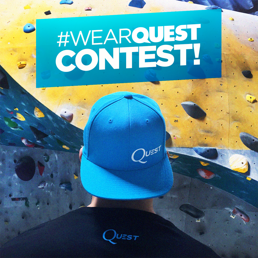 #WearQuest And Go #OnaQuest Contest Official Rules