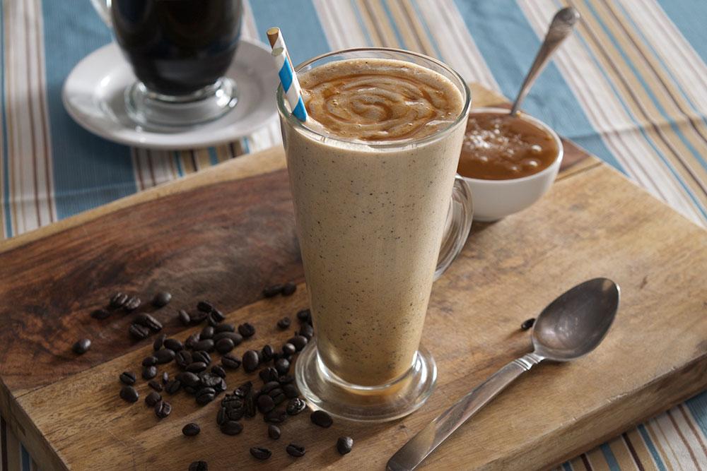 Quest Nutrition Caramel Macchiato Shake