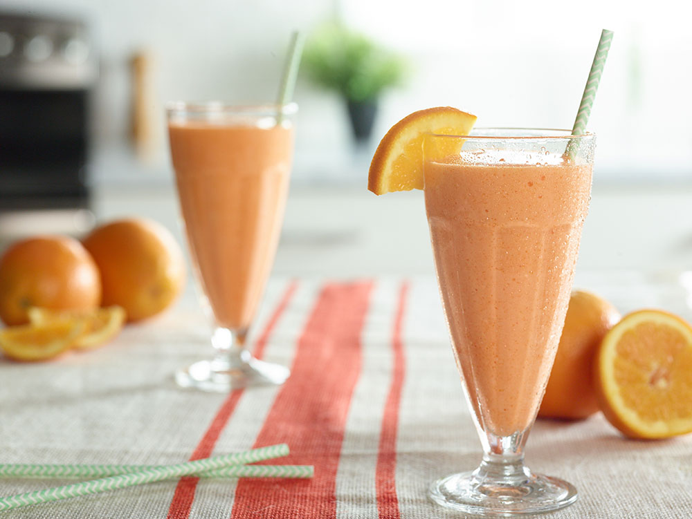 Quest Nutrition Orange Sherbet Protein Shake Recipe