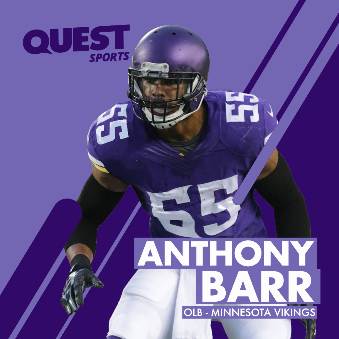 Anthony Barr - Minnesota Vikings