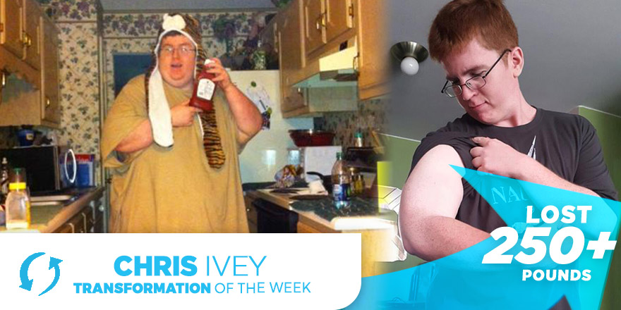 Weight Loss Transformation: Chris Ivey