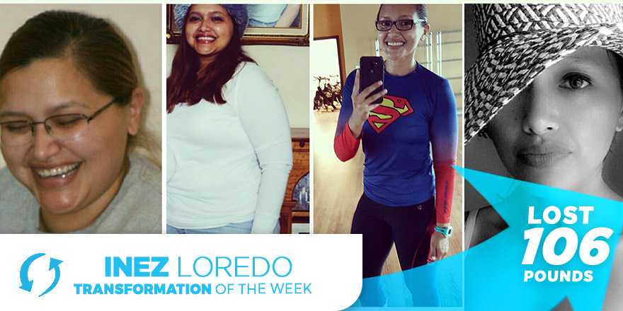Weight Loss Transformation Story: Inez Loredo