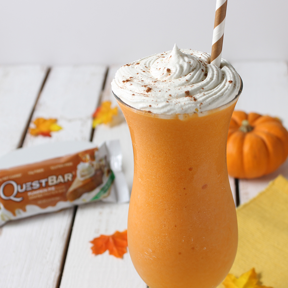 Quest Nutrition Pumpkin Gingerbread Shake