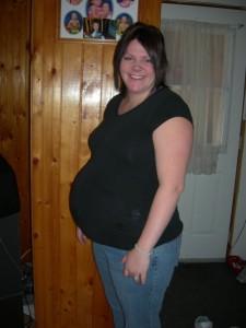 Julie pregnant