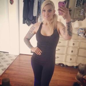 Carolyn transform image 2 selfie