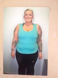 Carolyn Transformation 4 Before image