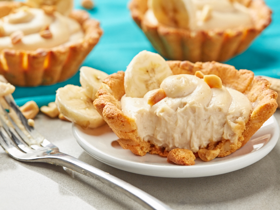Quest Nutrition Banana Cream Pie Recipe