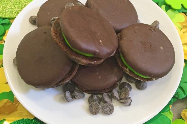 Quest Nutrition Mint Chocolate Sandwich Cookie